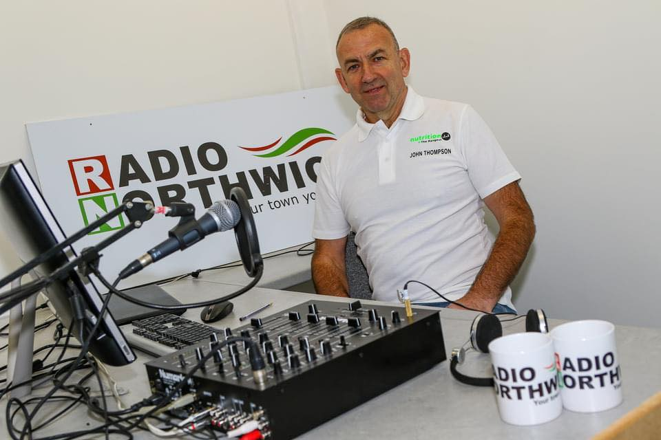 John Thompson Radio Northwich