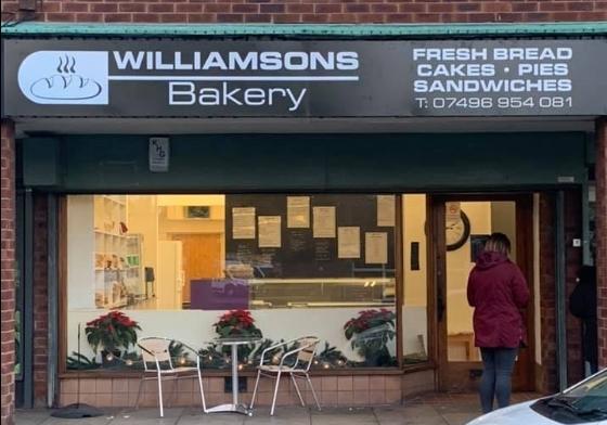 Williamsons Bakery