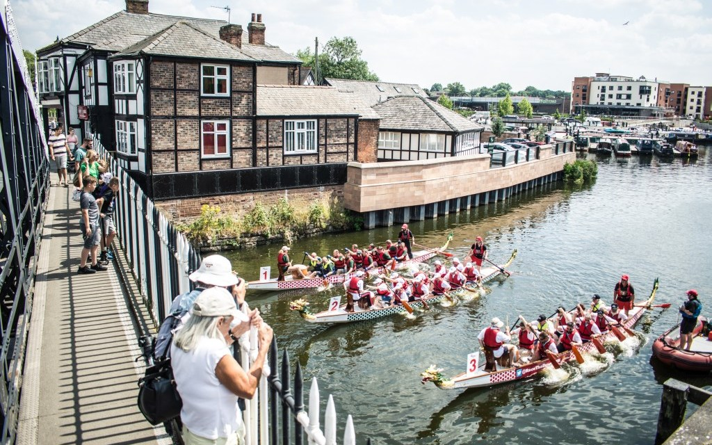Northwich River Festival pushed back to 2022