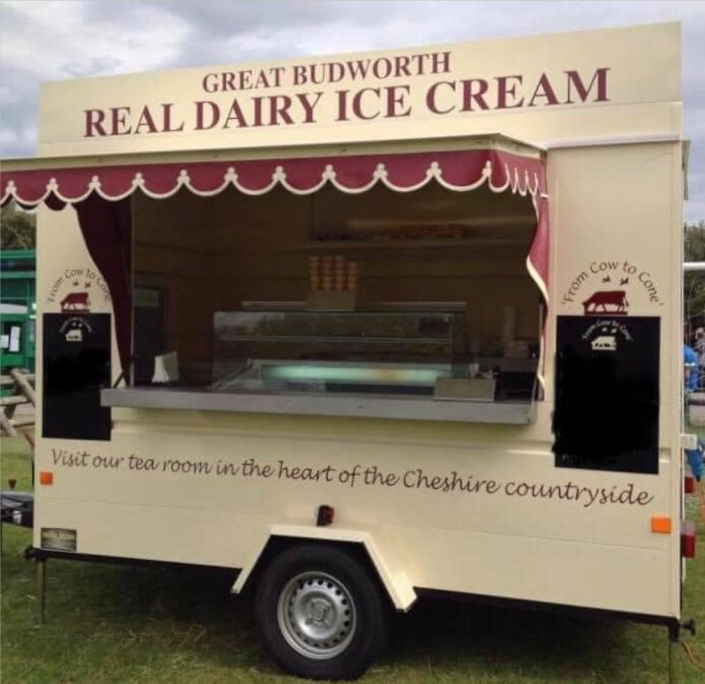 Great Budworth Ice Cream