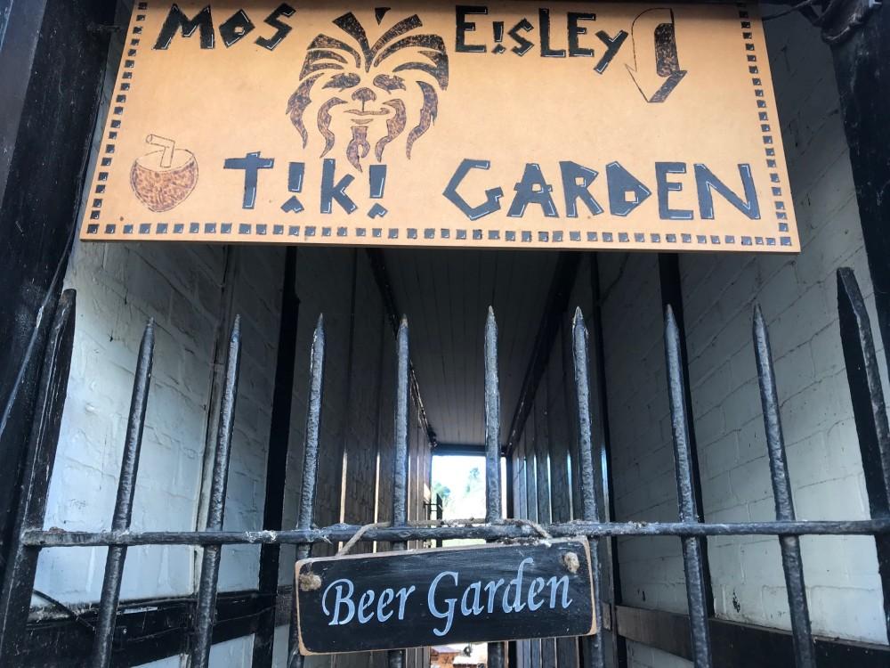 Salty Dog Tiki Garden