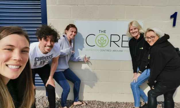 Northwich nutrition club puts its community at 'The Core'