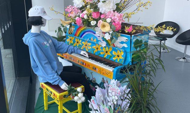 Northwich In Bloom Window Competition winners