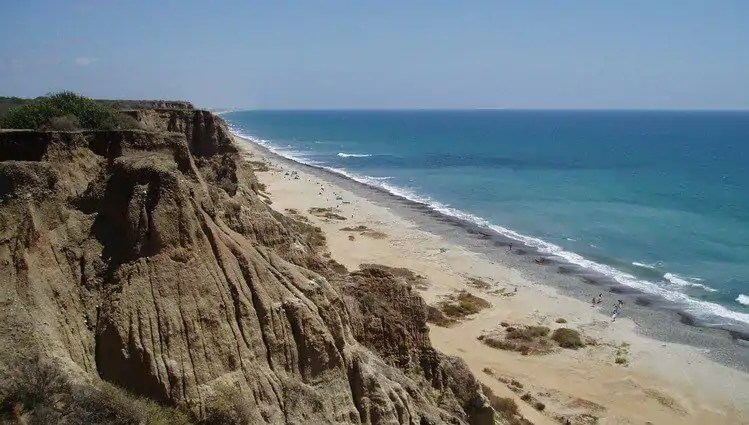 I tried surfing for the first time here, and to my surprise, it wasn't as bad as i thought it would be. Bike To San Onofre State Park Visit Oceanside
