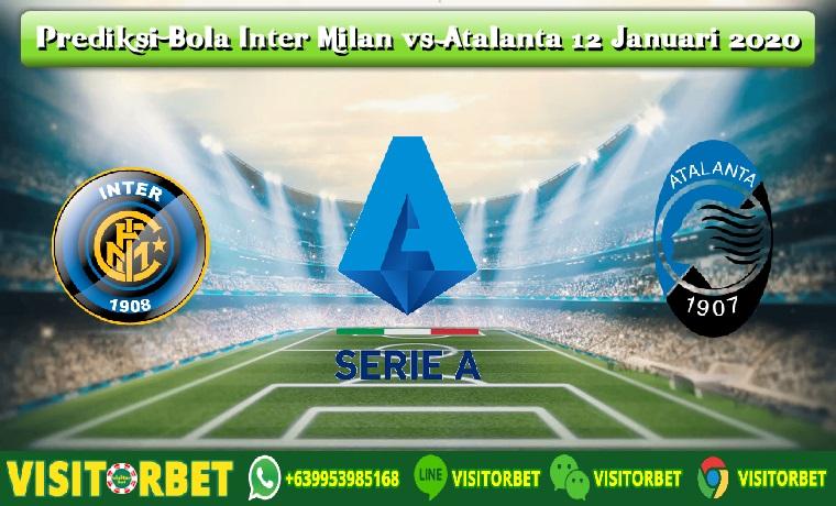 Prediksi Bola Inter Milan vs Atalanta 12 Januari 2020