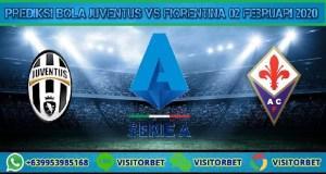 Prediksi Bola Juventus vs Fiorentina 02 Februari 2020