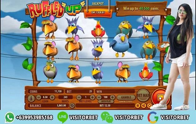Tips Supaya Menang Bermain Slot Games Ruffled Up Habanero