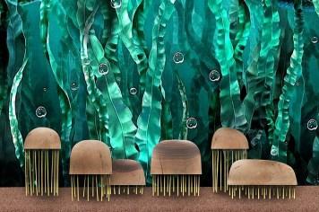 Jellyfish stools