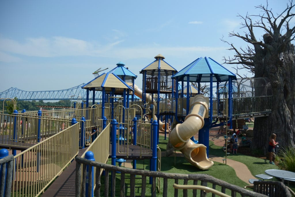 Smothers Park Visit Owensboro Ky