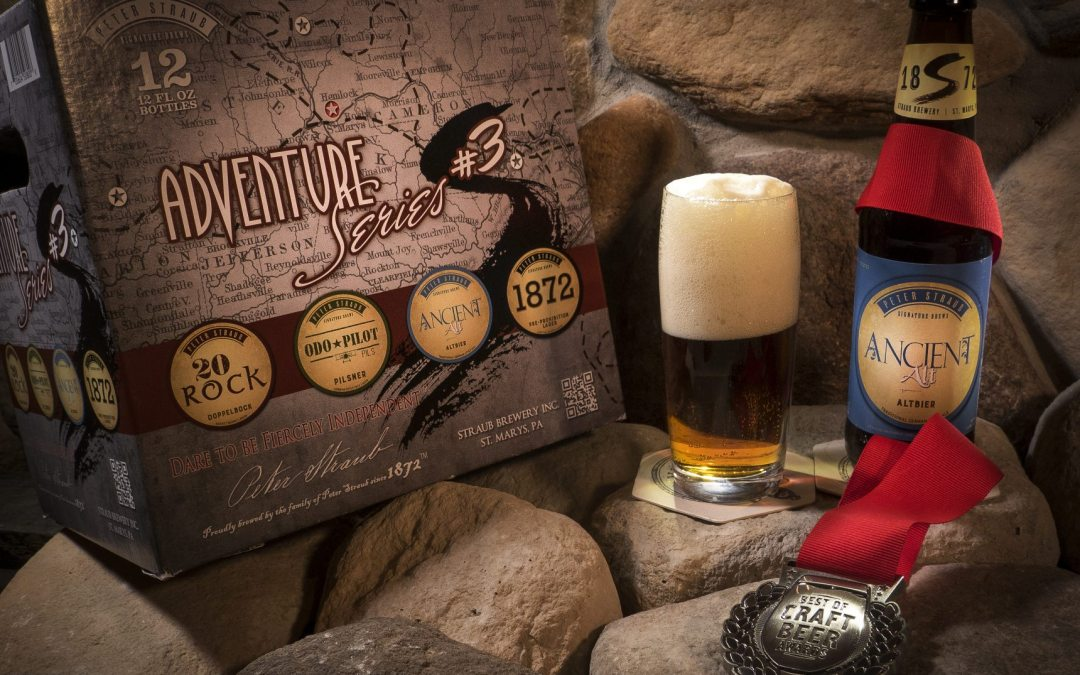 Straub Brewery Wins Silver at Best in Craft Competition