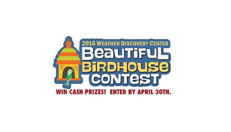 Beautiful Birdhouse Contest