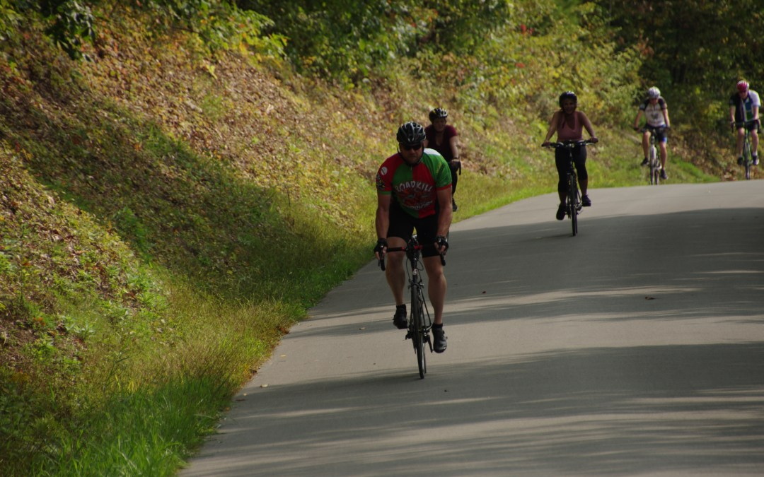 Bike MS: Cook Forest River Ride