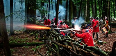 French and Indian War Encampment
