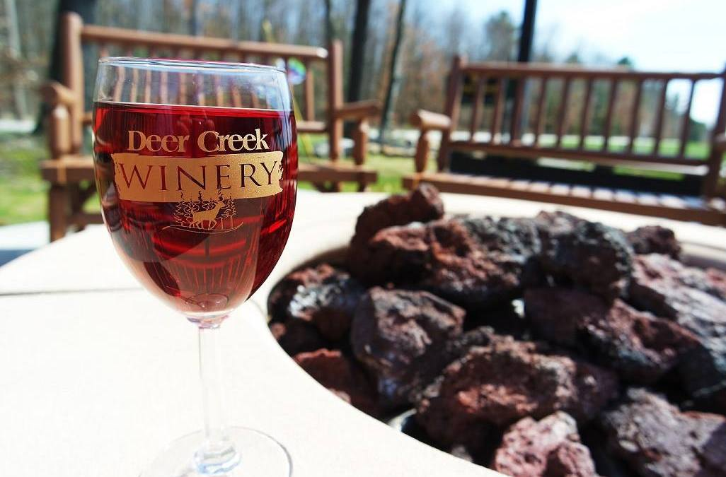 PA Wine Month: Your Guide to Wine and Fall Foliage Season