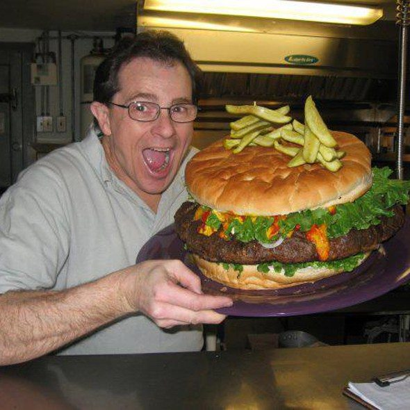 Huge Burgers