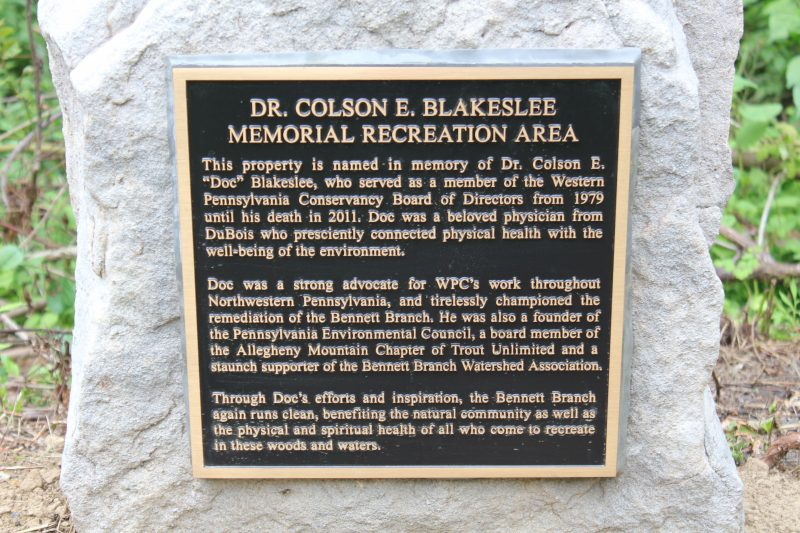 Blakeslee Memorial Recreation Area