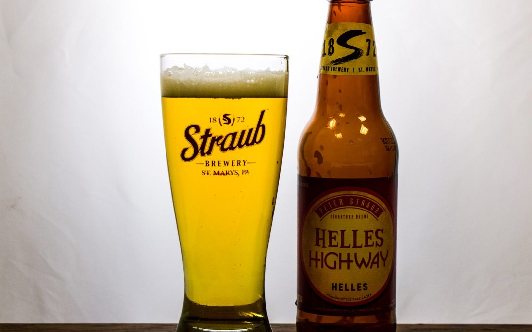 Straub Signature Series #2- Helles Highway