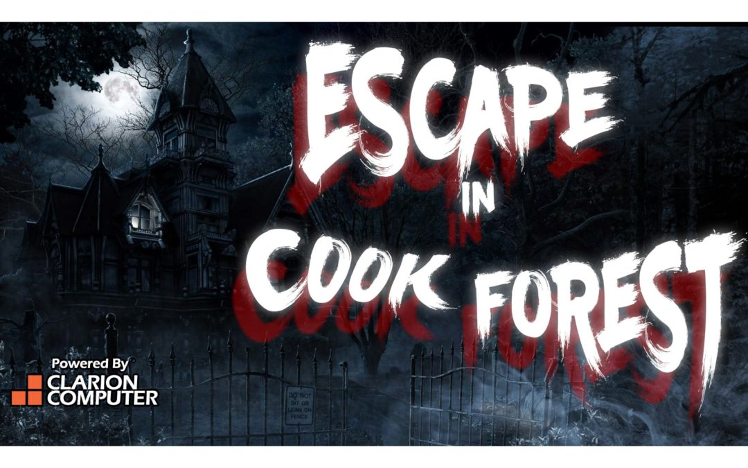 Escape in Cook Forest at Pennsylvania's First Virtual Reality Escape Room