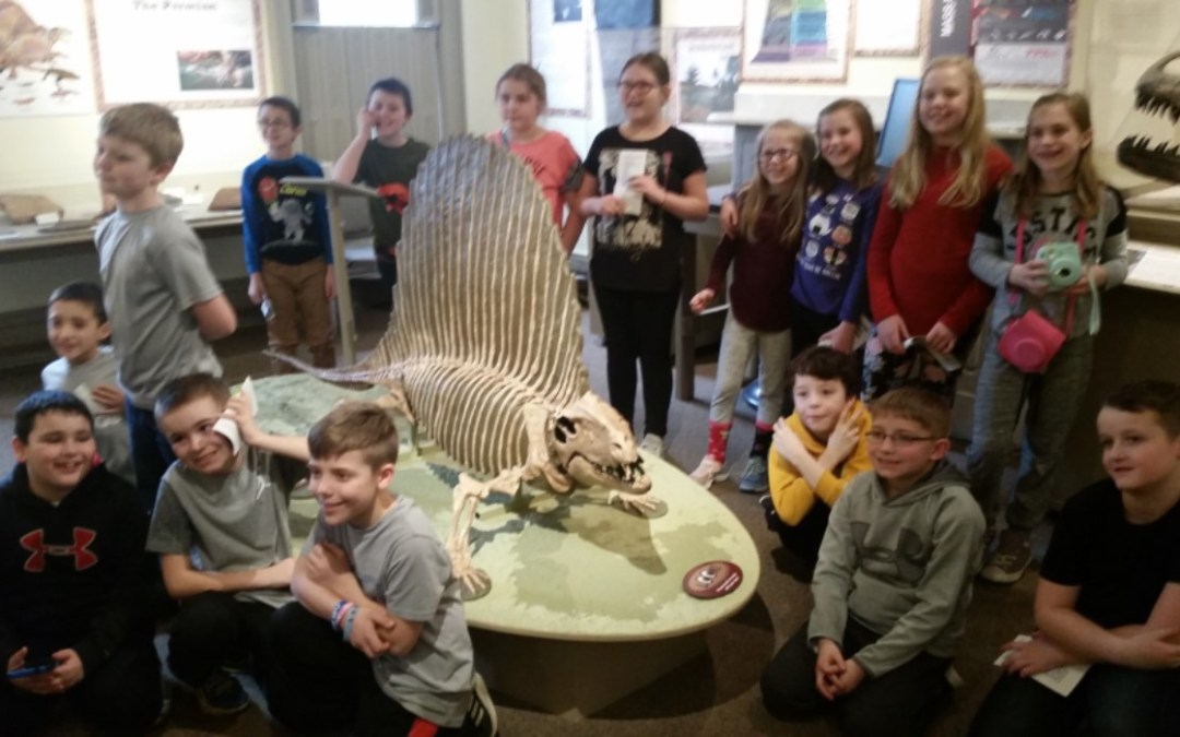 JCHC Stones N' Bones Exhibit Garners PA Museums Special Award