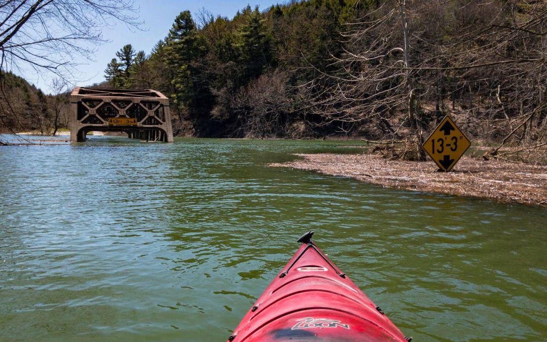 Nebraska Bridge: A Forest County Phenomenon
