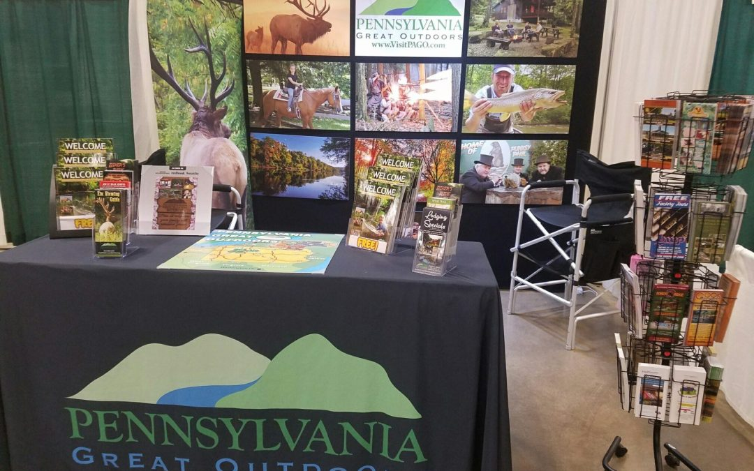 Winter is Show Time – PA Great Outdoors at Winter Sports & Travel Shows
