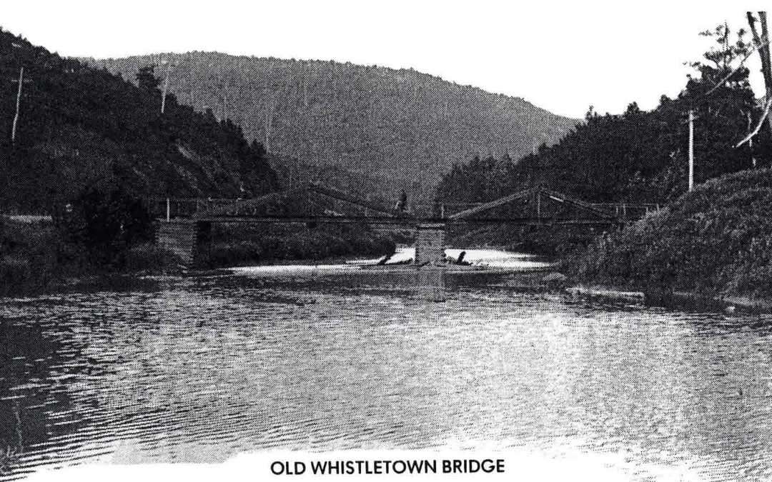 History of Whistletown on the Clarion River
