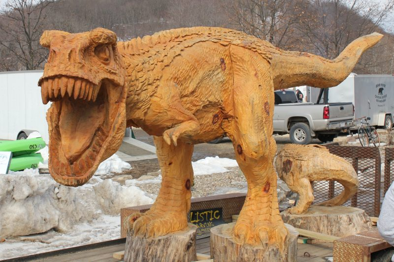 19th Annual Ridgway Chainsaw Carvers Rendezvous