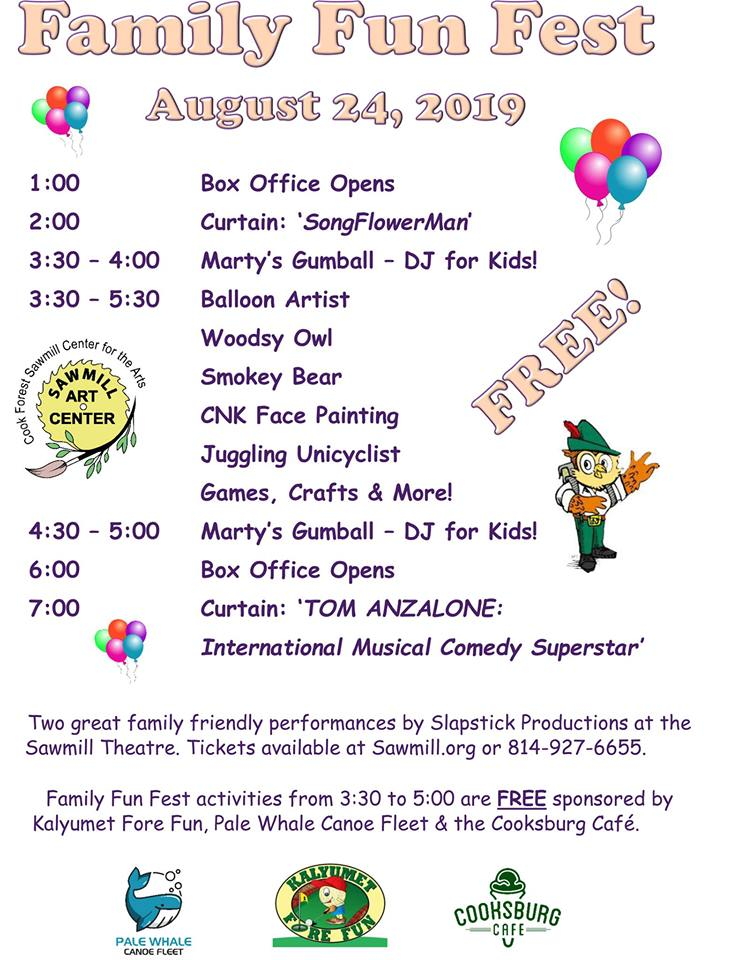 Family Fun Fest | Visit PA Great Outdoors