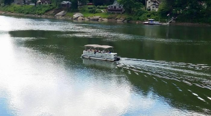 Allegheny River in Foxburg | Visit PA Great Outdoors