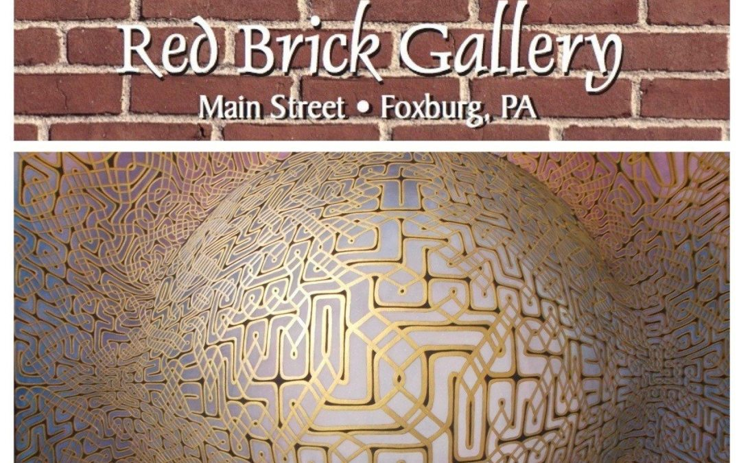 Red Brick Gallery – Dimensional Wonders Local Art Exhibit