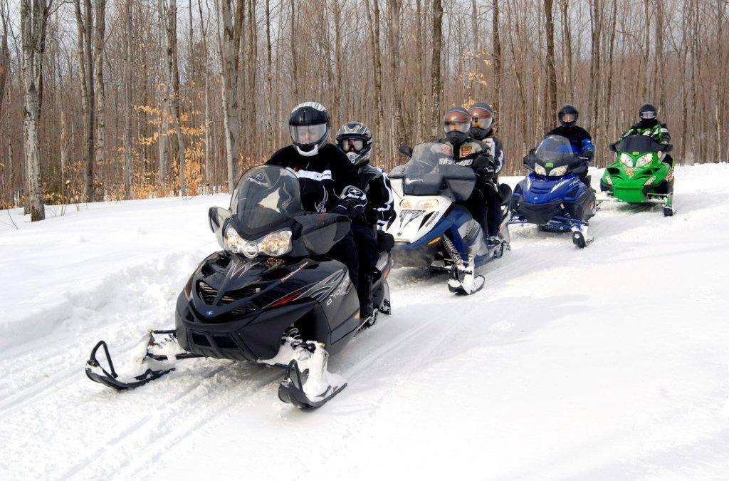 ATV, Dirt-Bike, and Snowmobile Riding
