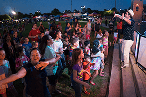 Pearland Summer Concerts in the Park