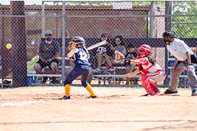 Softball in Pearland Texas