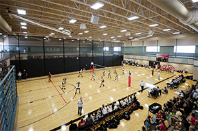 Pearland hosts several volleyball tournaments