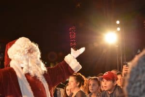 Hometown Christmas annual celebration in Pearland