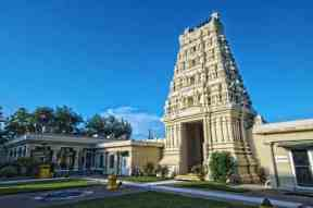 Sri Meenakshi Temple is in Pearland Texas
