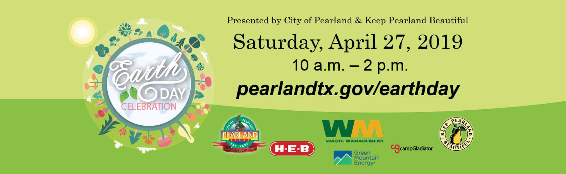 earth day pearland