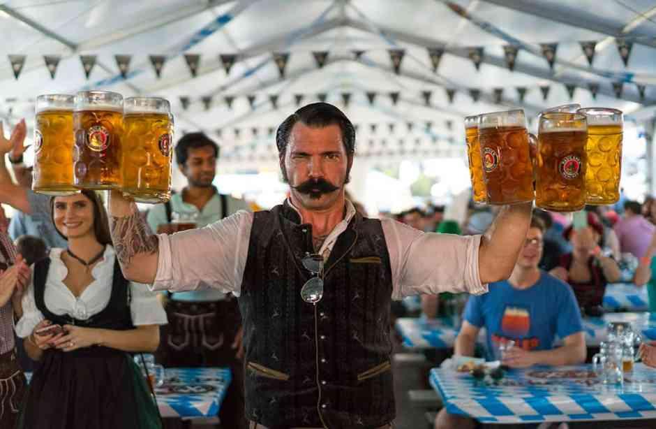 King's Biergarten Oktoberfest
