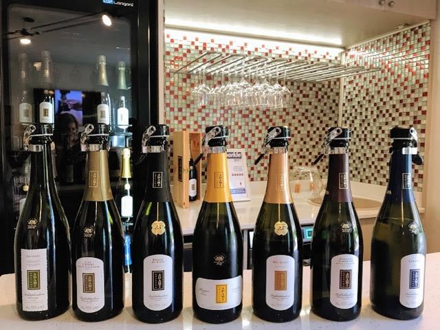 Visit Prosecco Italy Adami Wine Tasting