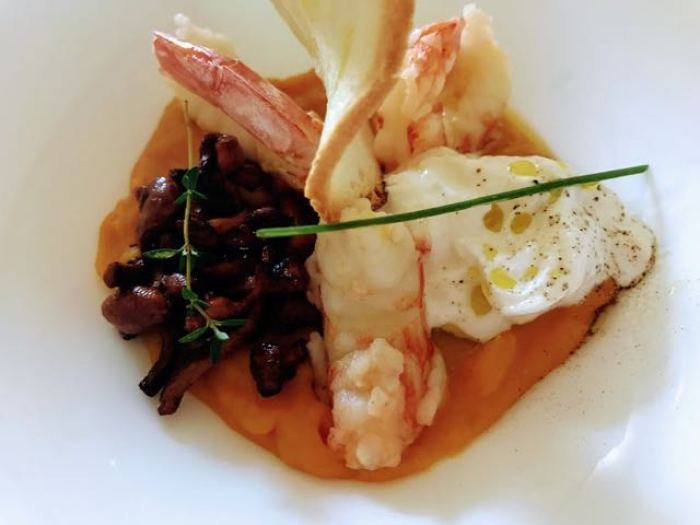 Where to eat in the Prosecco Region - Locanda Marinelli