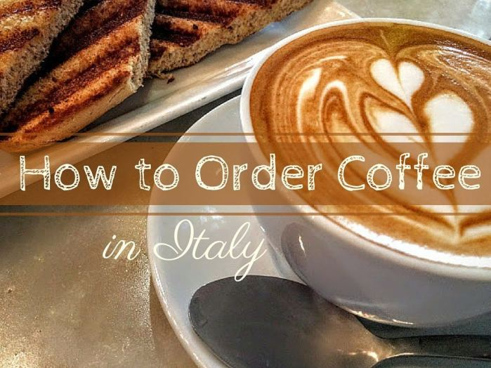 10 Italy Travel Blog Posts To Help You Plan Your Italy Trip - ordering coffee in Italy