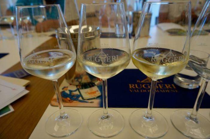 Visit Prosecco Italy Ruggeri Wine Tasting