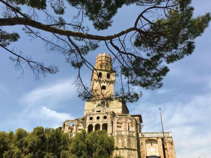 Best Prosecco Festival in Italy Vino in Villa Castello di San Salvatore front
