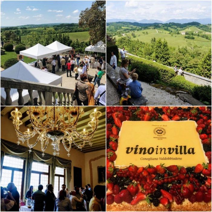 Best prosecco festival Vino in Villa Italy photos