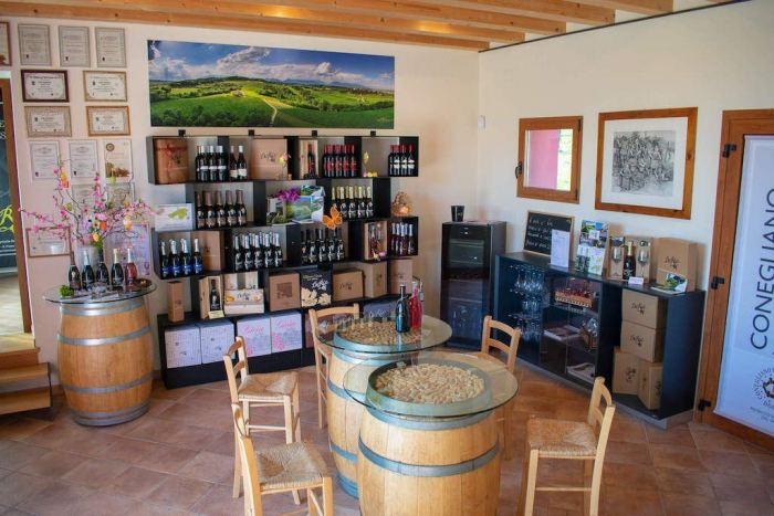 Visit prosecco Italy Vineyards De Riz Winery