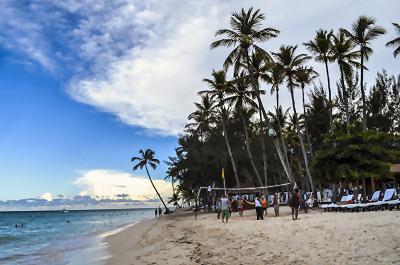 Playa El Cortecito  Visit Punta Cana