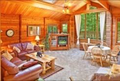 Crystal Mountain Cabins img17