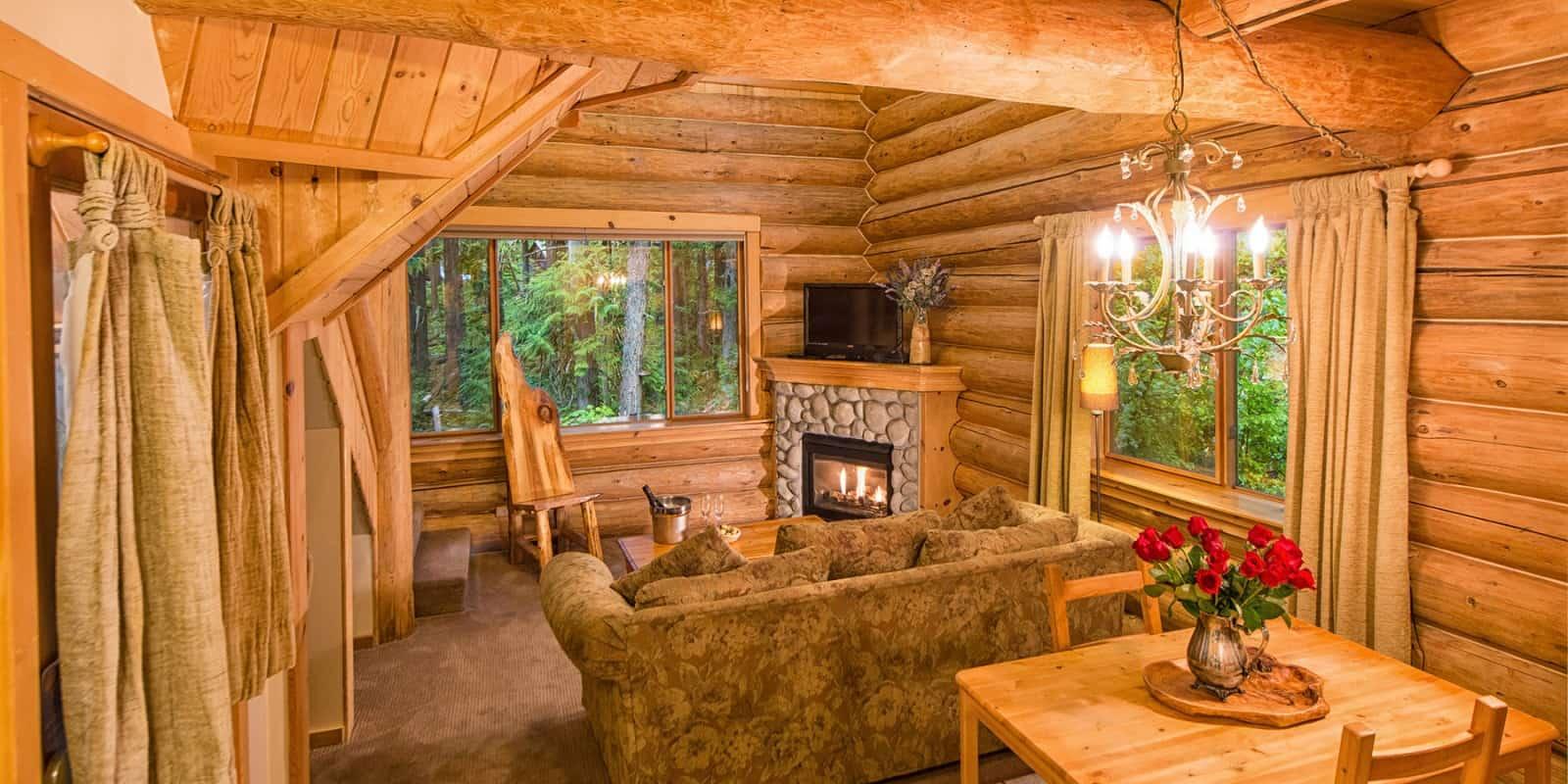 Springs Near Seven Cabins Resort