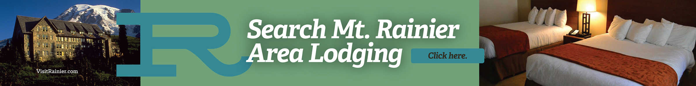 Search Mt. Rainier Area Lodging