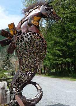 Ex-Nihilo Sculpture Park © Karen Sykes